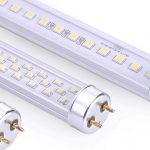 Fordele forbundet med LED lysstofrør